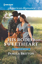 His Roeo Sweetheart -- Pamela Britton