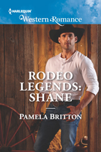 Rodeo Legends: Shane -- Pamela Britton